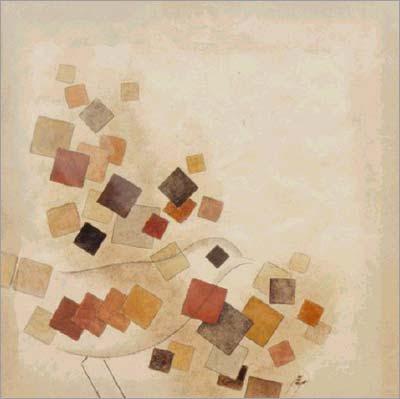 از نقاشیهای سپهری