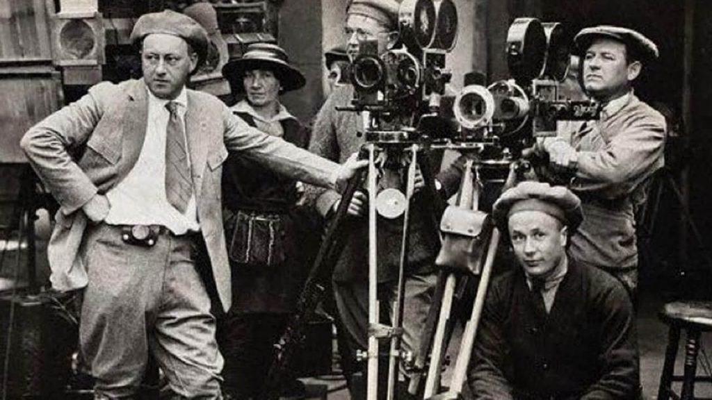 تاریخچه ی سینما